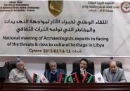 """Les Libyens craignent un """"scénario irakien"""" pour leur patrimoine archéologique"""