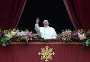 Pâques: le pape appelle
