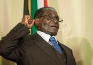 """Pour le président zimbabwéen Mugabe, les Occidentaux """"déchirent le monde arabe"""