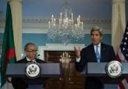 Kerry salue les efforts de paix de l'Algérie au Mali et en Libye
