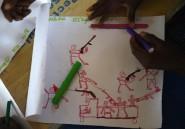 La terreur de Boko Haram dessinée par les enfants