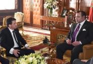 """Valls: la relation France-Maroc a """"repris son cours normal"""""""