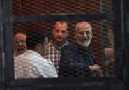Egypte: peine de mort confirmée pour le chef des Frères musulmans