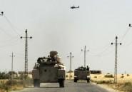 Egypte: six soldats tués dans une nouvelle attaque de l'EI au Sinaï