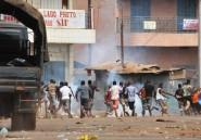 Guinée: de nouveaux affrontements