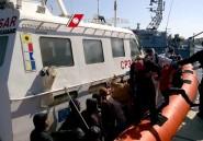 Des migrants africains rescapés rêvent encore de l'Europe