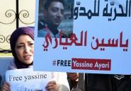 Tunisie: le blogueur Yassine Ayari est sorti de prison