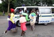 Afrique du Sud: plus de 5.000 étrangers déplacés par les violence xénophobes