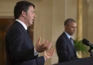 Immigration clandestine: Obama et Renzi insistent sur une solution en Libye