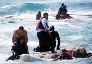 Méditerranée: 30 fois plus de décès de migrants que l'an dernier