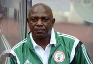 Foot: le sélectionneur du Nigeria Stephen Keshi signe un nouveau contrat de deux ans