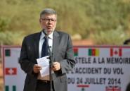 Burkina: une stèle pour les victimes du crash de l'avion d'Air Algérie