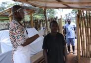 Liberia: avec la fin d'Ebola, les réfugiés ivoiriens attendent de rentrer dans leur pays