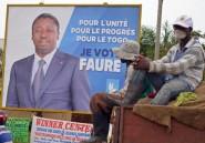 Togo: fermeture des frontières terrestres pour l'élection présidentielle