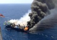 Des plages des Canaries souillées par le carburant d'un navire russe