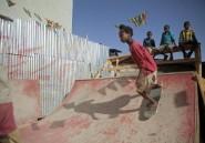Le skateboard, nouveau sport en vogue en Ethiopie