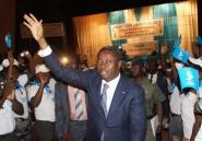 Au Togo, le président sortant Gnassingbé largement en tête des résultats partiels