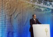 Brève visite du président égyptien Sissi en Arabie saoudite