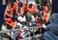 Italie: plus de 3.000 immigrés débarquent