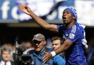 Foot: Drogba champion avec Chelsea, Doumbia se réveille avec la Roma