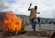 Burundi: un mort et 3 blessés dans de nouveaux affrontements entre police et manifestants