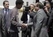"""Des Ethiopiens """"secourus"""" en Libye arrivent en Egypte"""