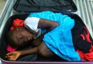 Immigration clandestine vers l'Espagne: un enfant caché dans une valise