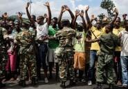 Crise politique au Burundi: l'armée entre en scène