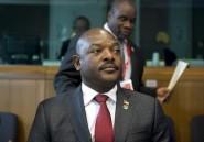 Burundi: Nkurunziza