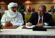 Mali: la rébellion touareg a paraphé l'accord de paix d'Alger