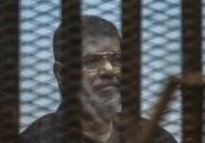"""Morsi condamné: Le Caire mène """"une guerre totale"""" contre les islamistes"""