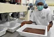 Côte d'Ivoire: une première usine de chocolat
