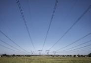 Afrique du Sud: la croissance freinée par un manque d'électricité