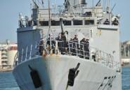 297 migrants sauvés par un patrouilleur français