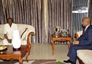 """Guinée: le chef de l'opposition """"déçu"""" après sa rencontre avec le président Condé"""