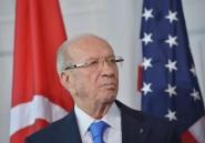 Obama accueille le président tunisien en quête d'aide militaire