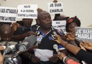 Togo: sit-in de journalistes pour exiger la libération d'un confrère