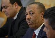 Le Premier ministre libyen échappe
