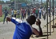 Burundi: tirs soutenus dans la nuit