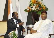 Le président ivoirien Ouattara promet de se retirer après un second mandat