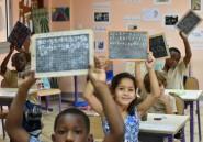 Onze ans après le pillage, réouverture du lycée français d'Abidjan