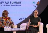 Angelina Jolie appelle l'Afrique