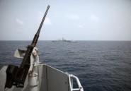 Golfe de Guinée: Marines africaines et européennes