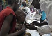 Soudan du Sud: les conditions de famine réunies dans des zones de conflit