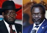 Soudan du Sud: rencontre entre le président et le chef rebelle