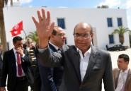 Flottille vers Gaza: Israël expulse l'ex-président tunisien Marzouki