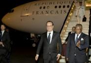 Hollande en Angola pour sceller la réconciliation et renforcer les liens économiques