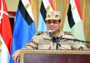Egypte: 7 soldats, 59 jihadistes tués dans des combats au Sinaï