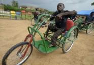 Nigeria: des fauteuils roulants pour les malades de la polio