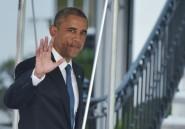 Obama, en tournée africaine, appelé